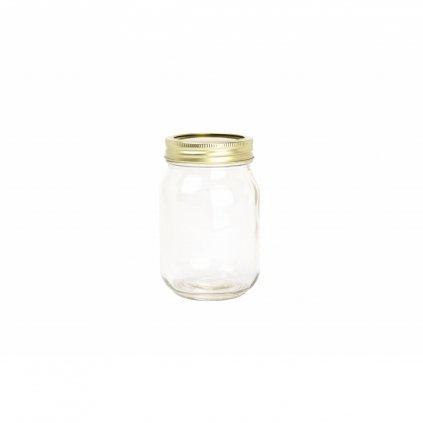 KitchenCraft, Zavařovací sklenice 500 ml