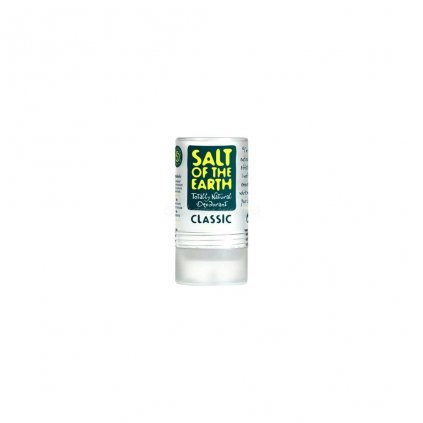 Crystal Spring, Přírodní krystalový deodorant - Clasic, 90g