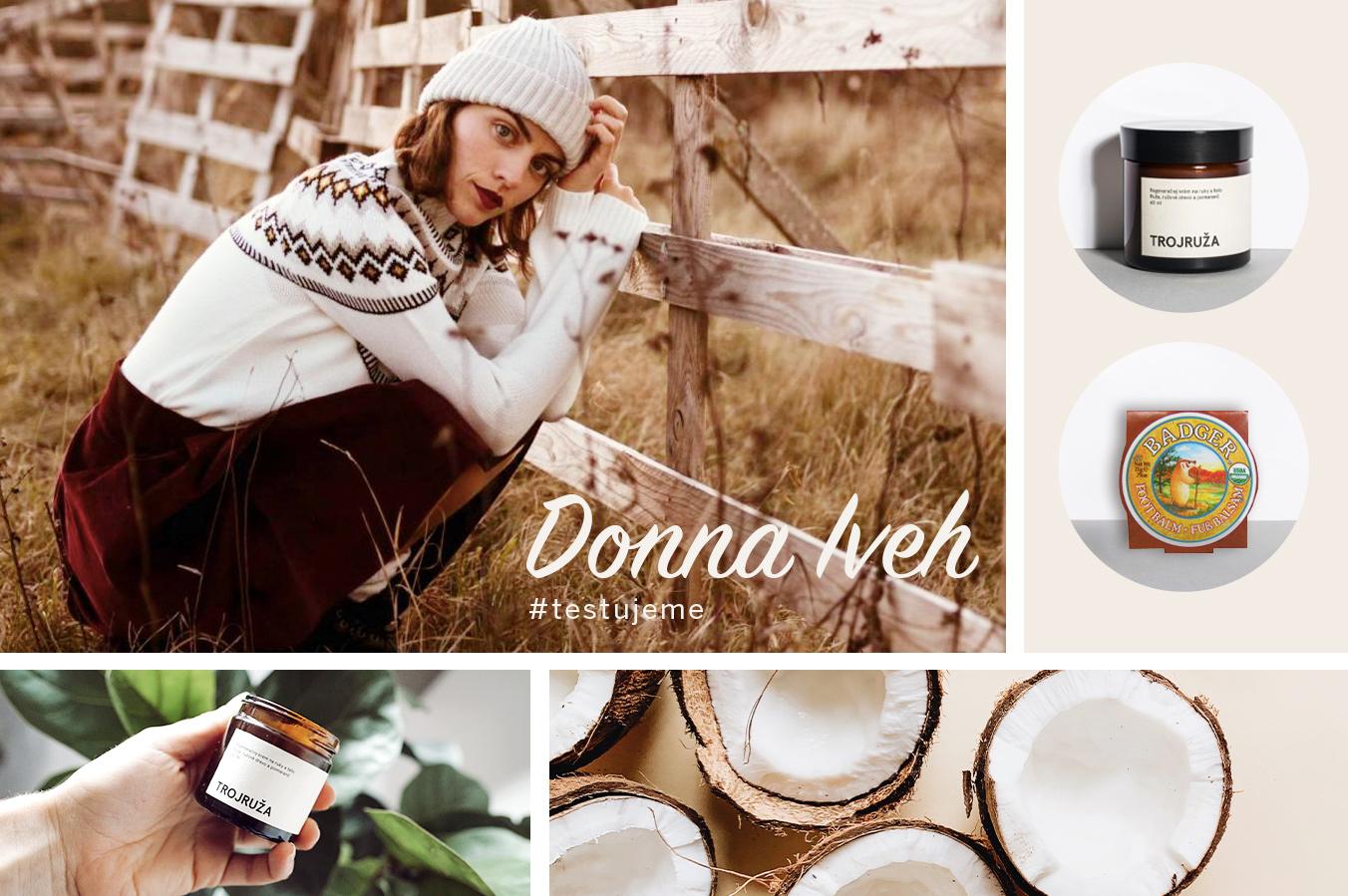 #hýčkamsa : Donna Iveh a jej starostlivosť o telo