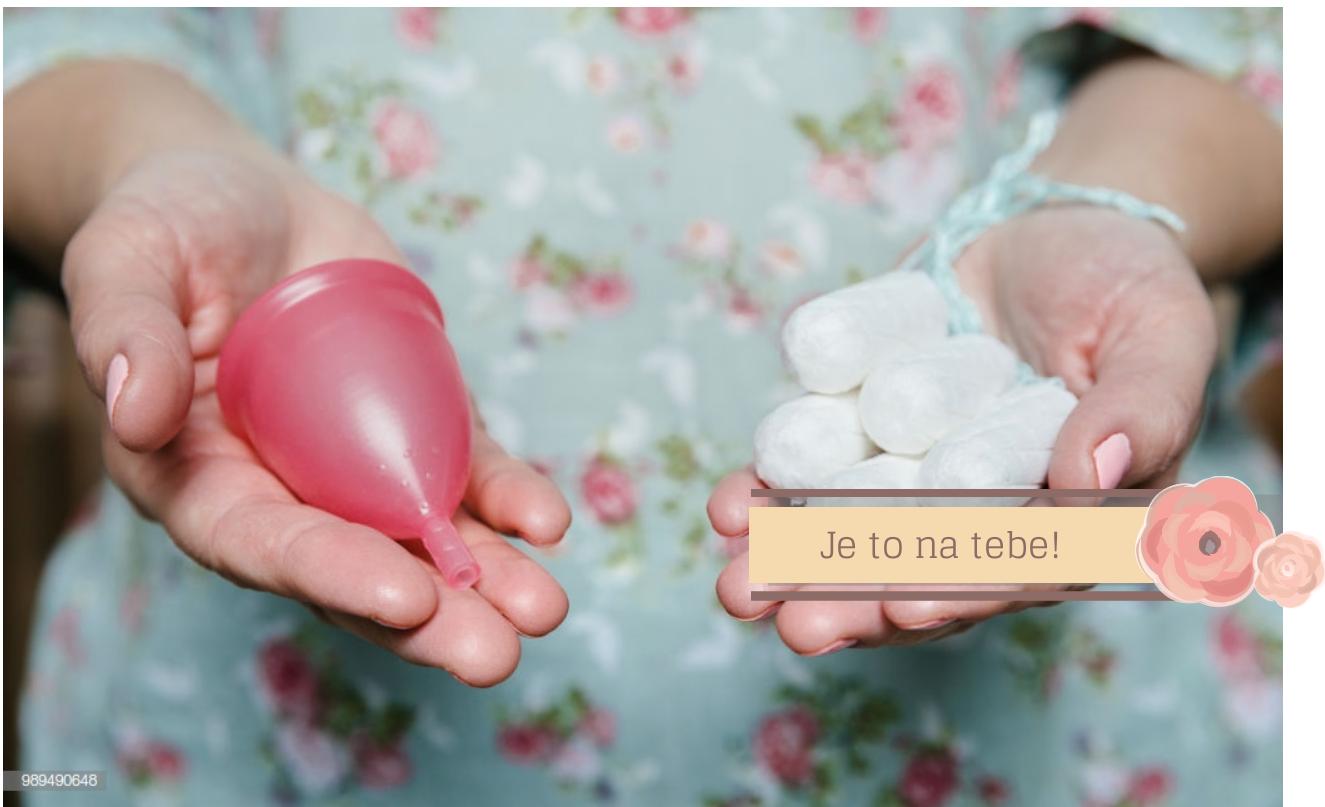Eko alternatívy k menštruačným pomôckam