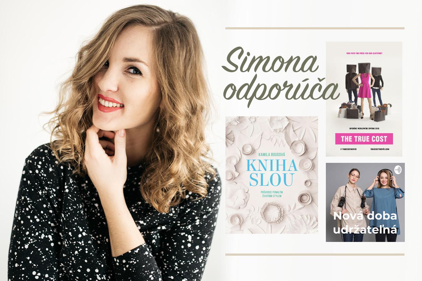 """Simona odporúča - ekovzdelávanie v  """"dobe domácej"""""""