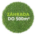 Záhrada do 500m²