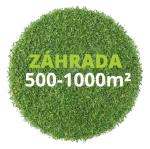 Záhrada 500 - 1000m²