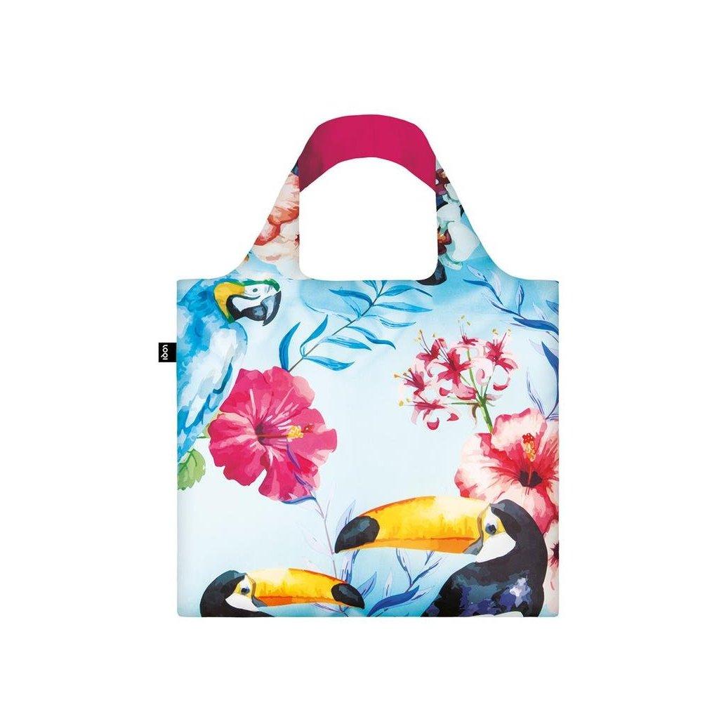 Nákupná taška LOQI Wild