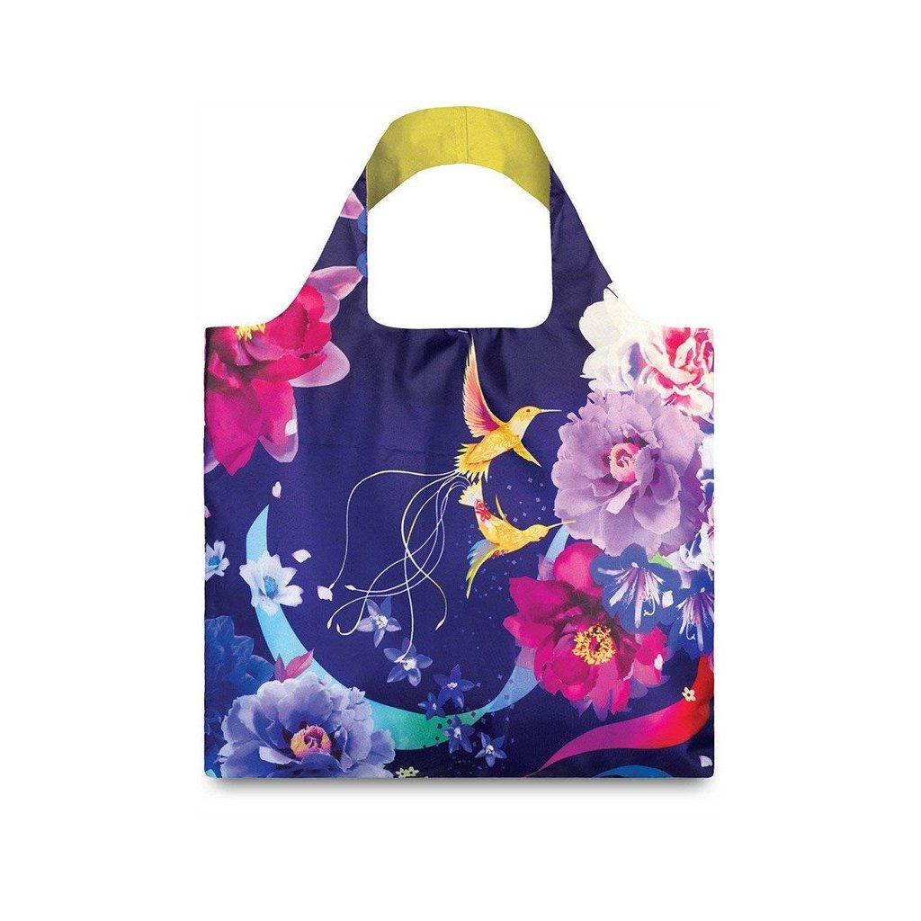 Loqi, Nákupná taška - Shinpei Naito Hummingbirds