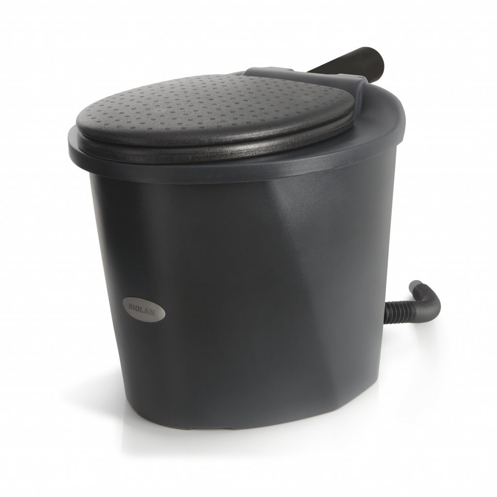 Biolan, Suchá toaleta Simplett