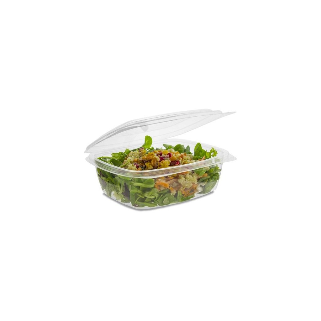 Vegware, Kelímok s víčkom z bioplastu 360 ml, 50 ks
