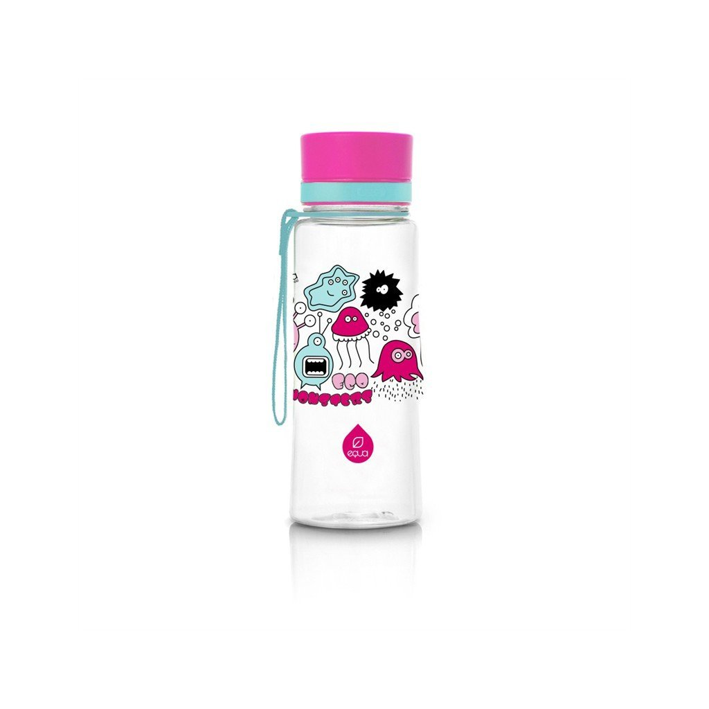 Equa, Fľaša - Pink Monster