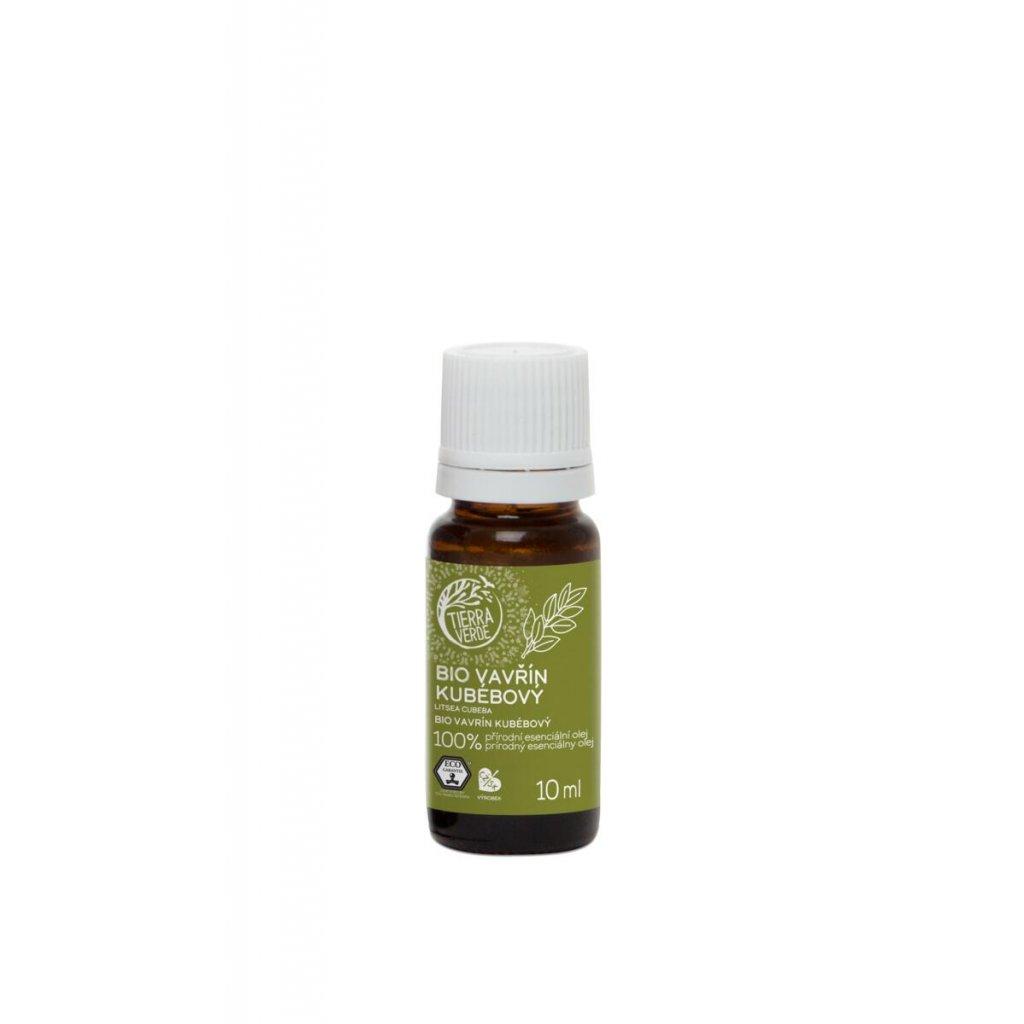 Tierra Verde, Éterický olej 100 % - vavrín kubébový