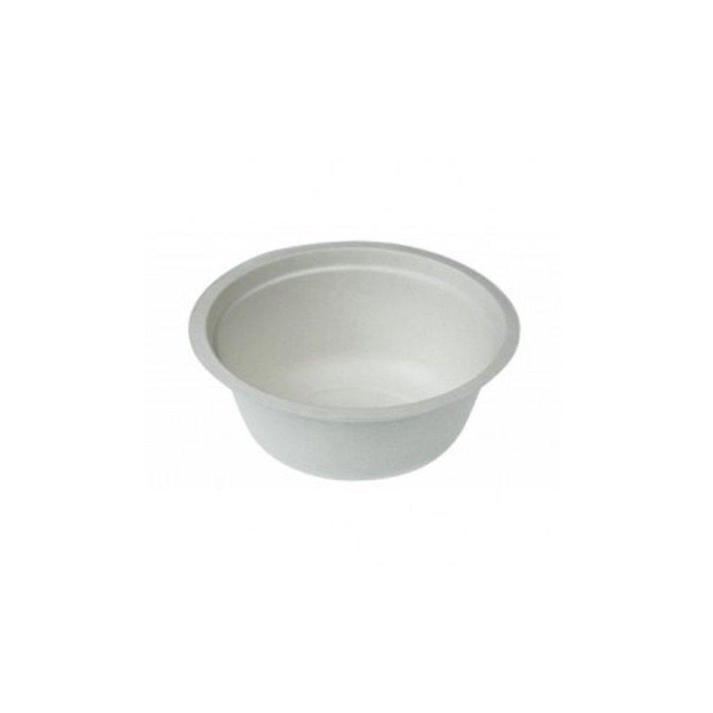 Vegware, Kompostovateľný tanier hlboký 450 ml