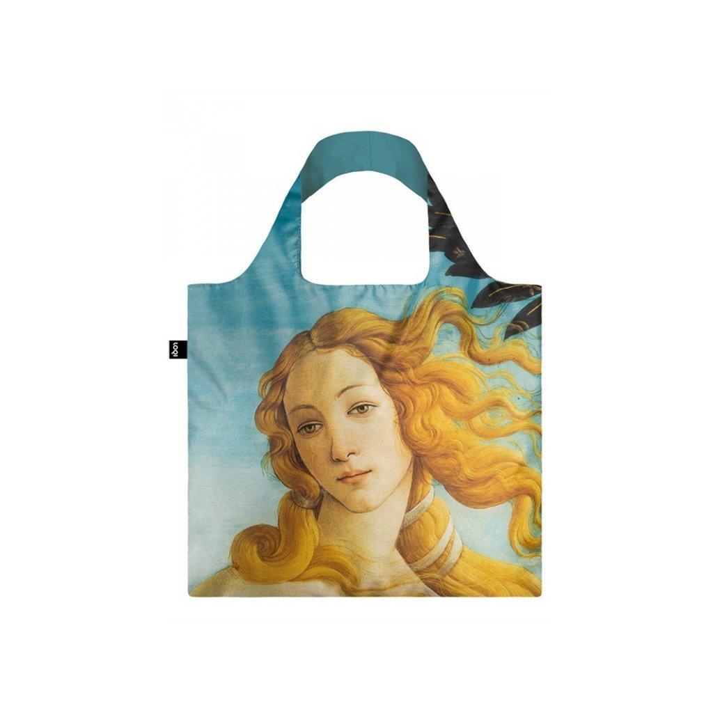 Loqi, Nákupná taška - Botticelli -The Birth of Venus