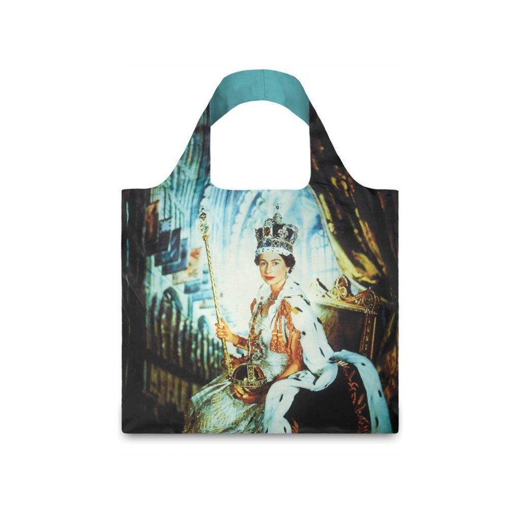 Loqi, Nákupná taška - Cecil Beaton Queen Elizabeth II 1954