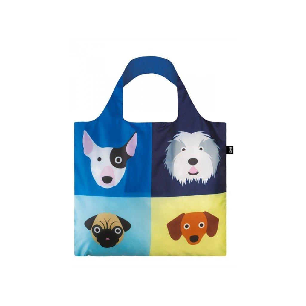 Loqi, Nákupná taška -Stephen Cheetham Dogs