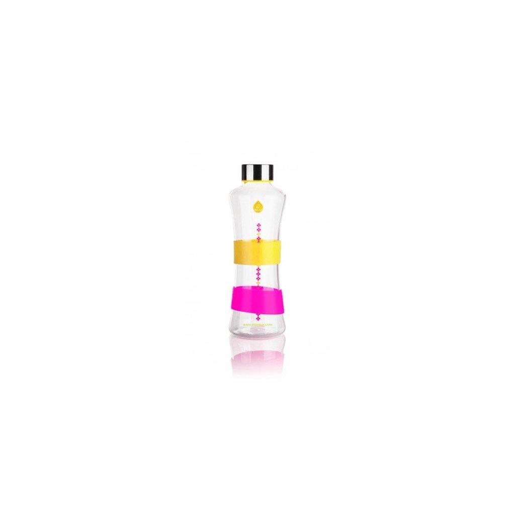 Equa, Fľaša CMYK 550 ml - Squeeze Yellow