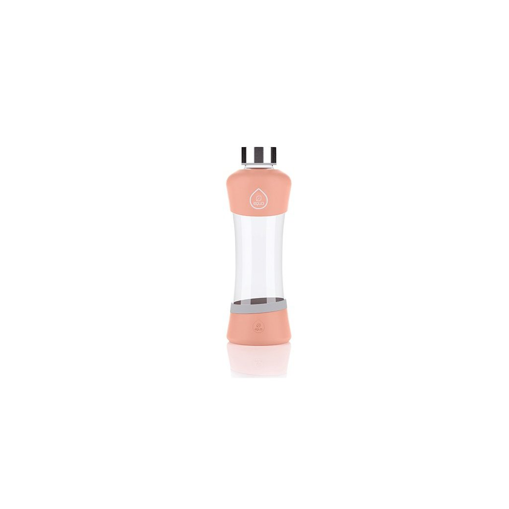 Equa, Fľaša ACTIVE 550 ml - Peach
