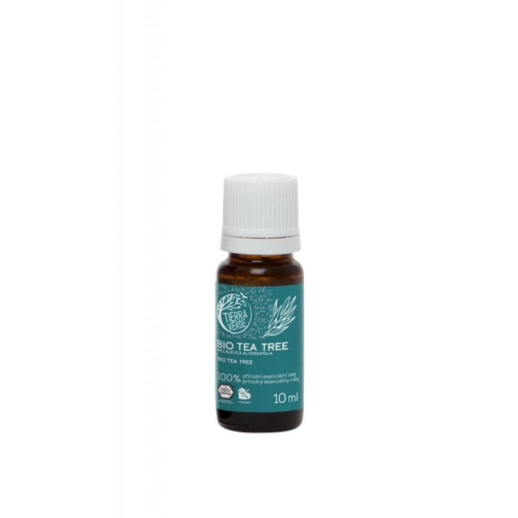 Tierra Verde, Éterický olej 100 % - tea-tree