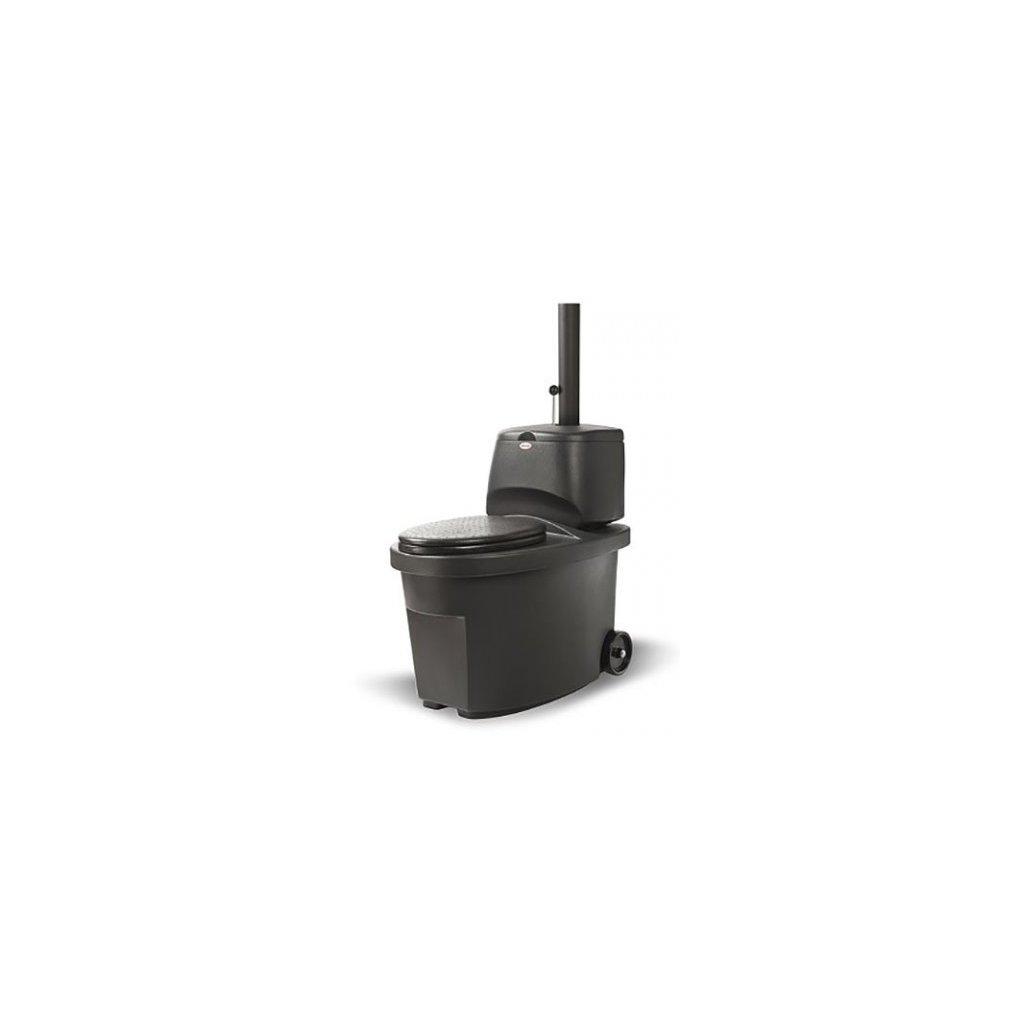 Biolan Separating Dry Toilet - grey