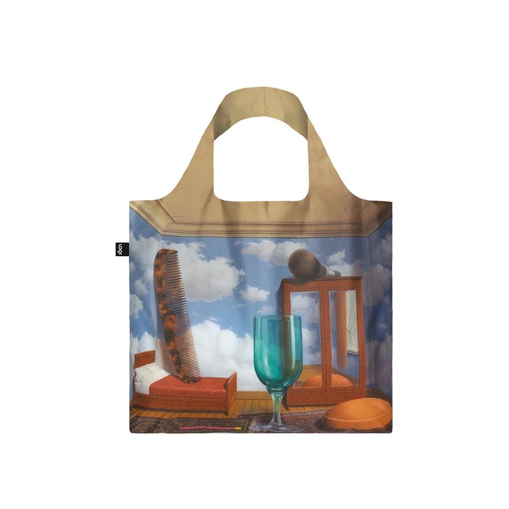 LOQI museum magritte personal value bag