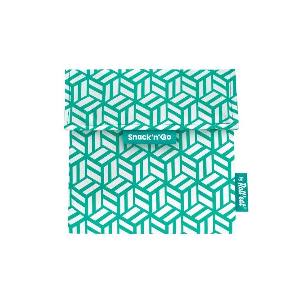 snackngo tiles green A