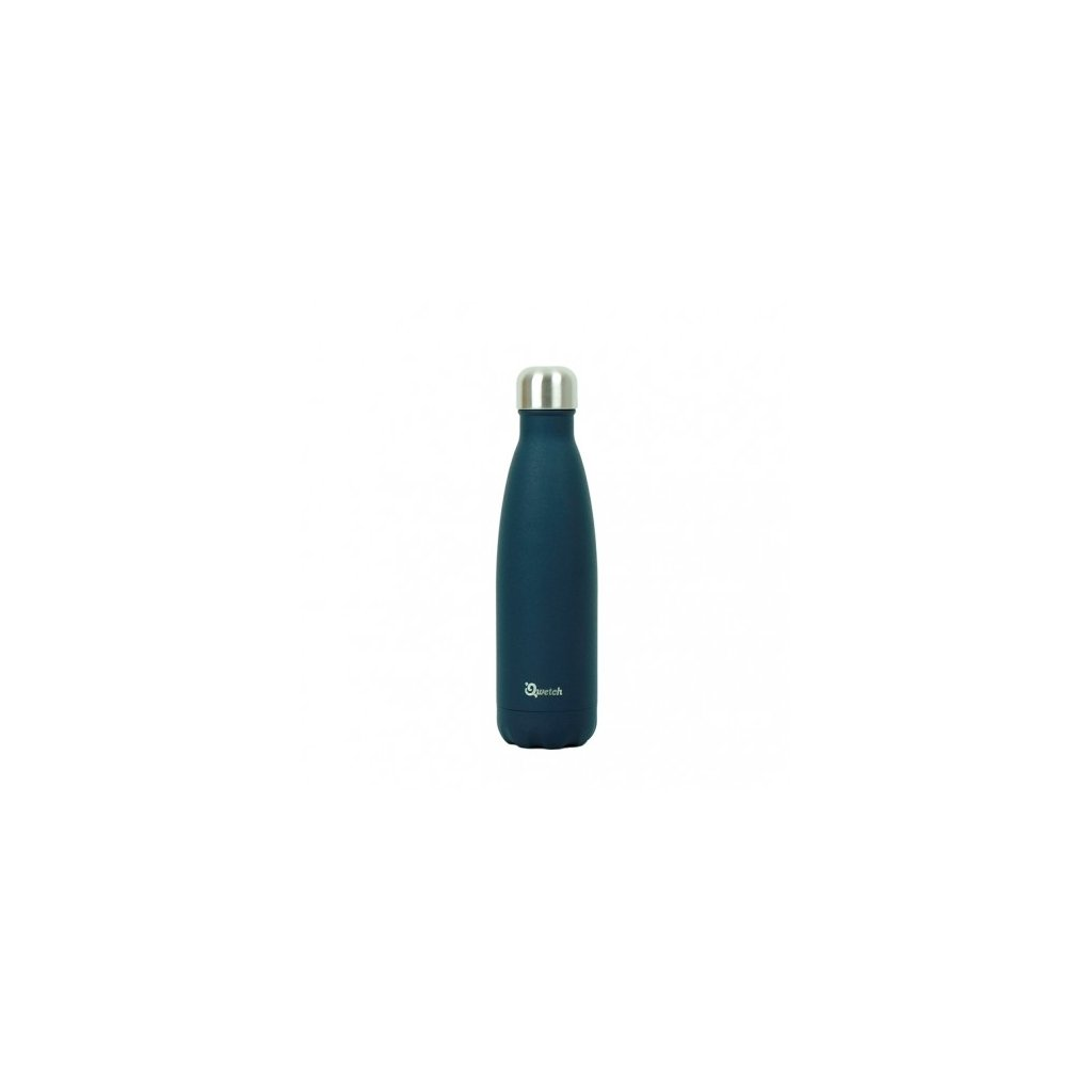 insulated stainless steel bottle granite midnight blue 500ml