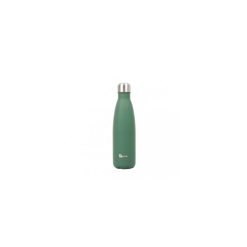 insulated stainless steel bottle granite khaki 500ml