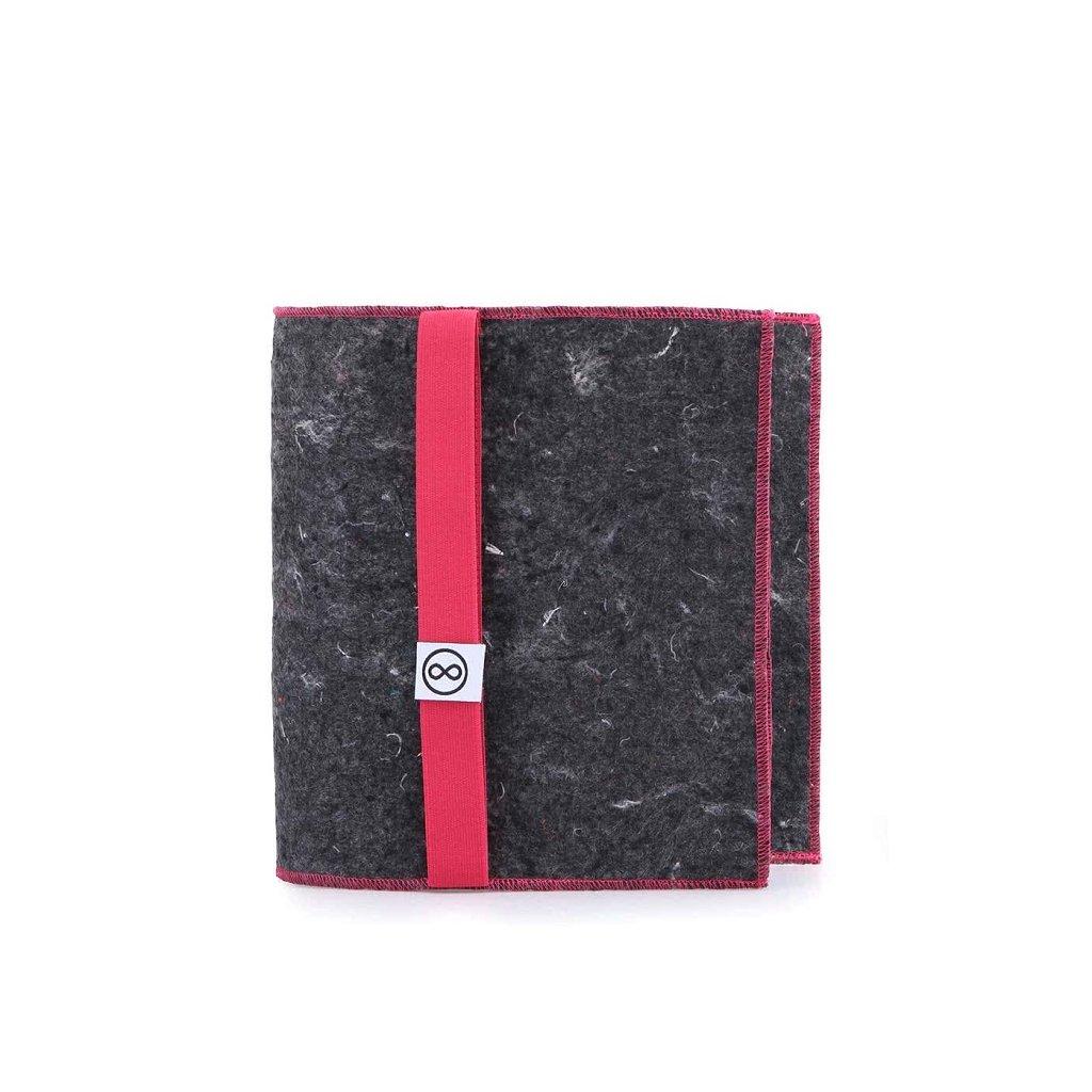 FOREWEAR EARTH obal na knihu cervena guma 01res