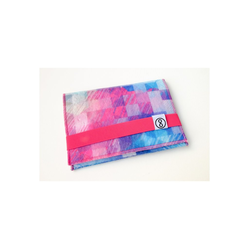FOREWEAR recycled products pink pocket 24res