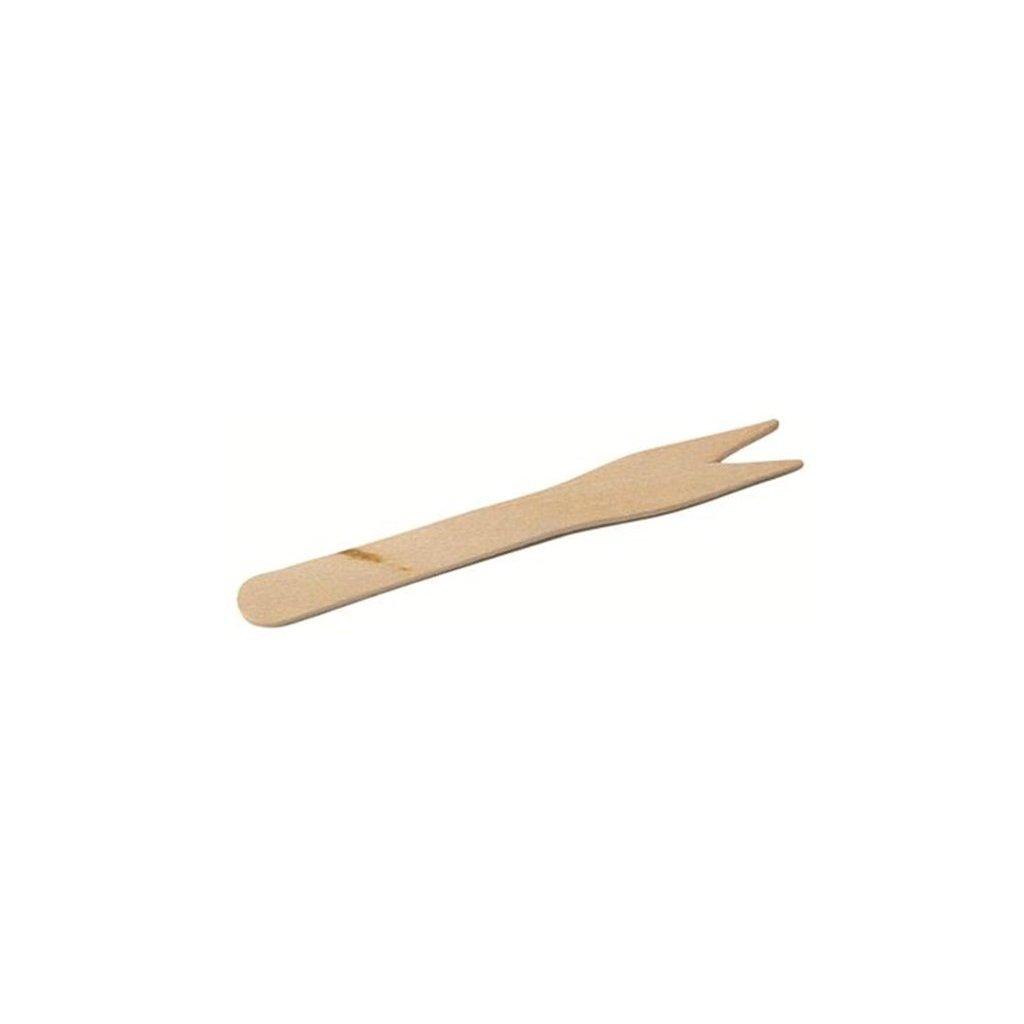 Vegware, Drevené napichovadlo 8,5 cm, 1000 ks