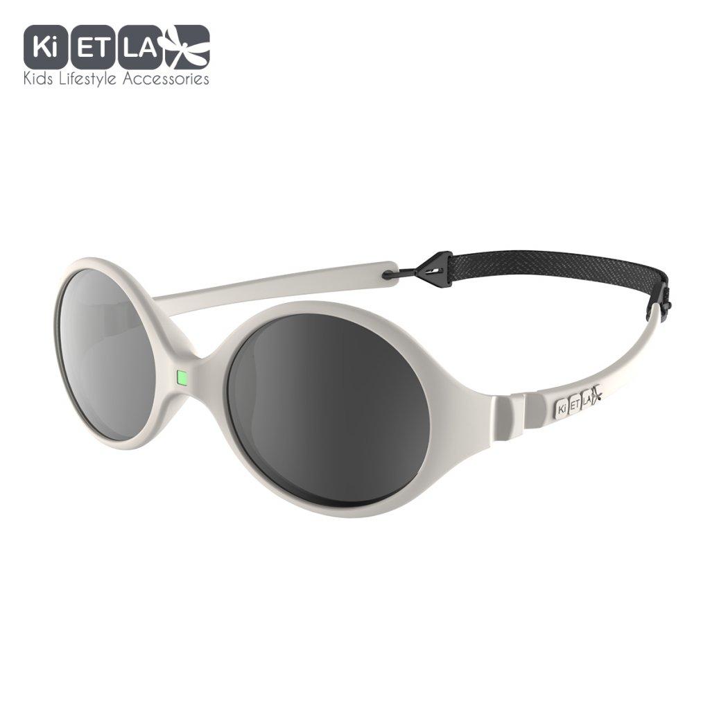KIETLA slnecne okuliare Diabola kremova 1