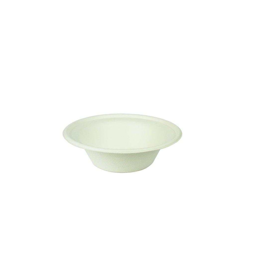 Vegware, Kompostovateľný tanier hlboký 200 ml