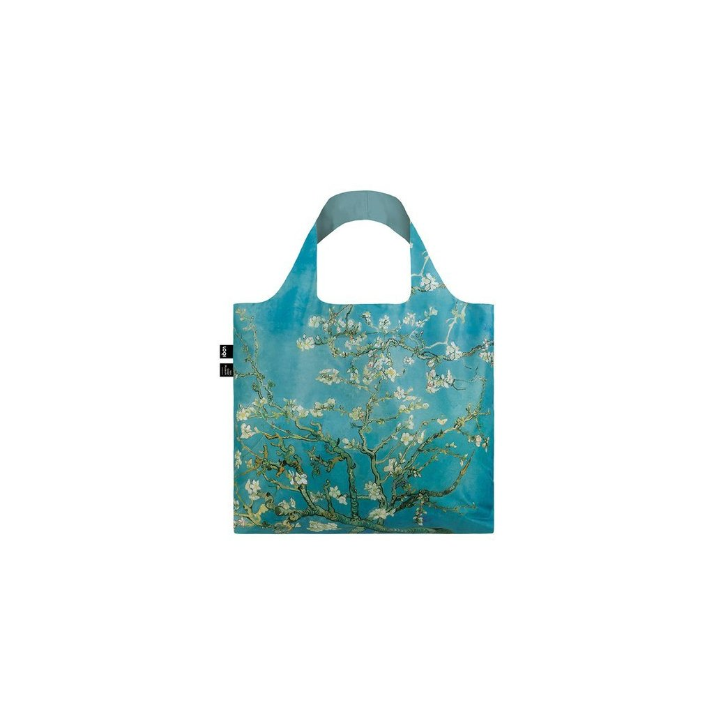 loqi museum van gogh almond blossom bag front