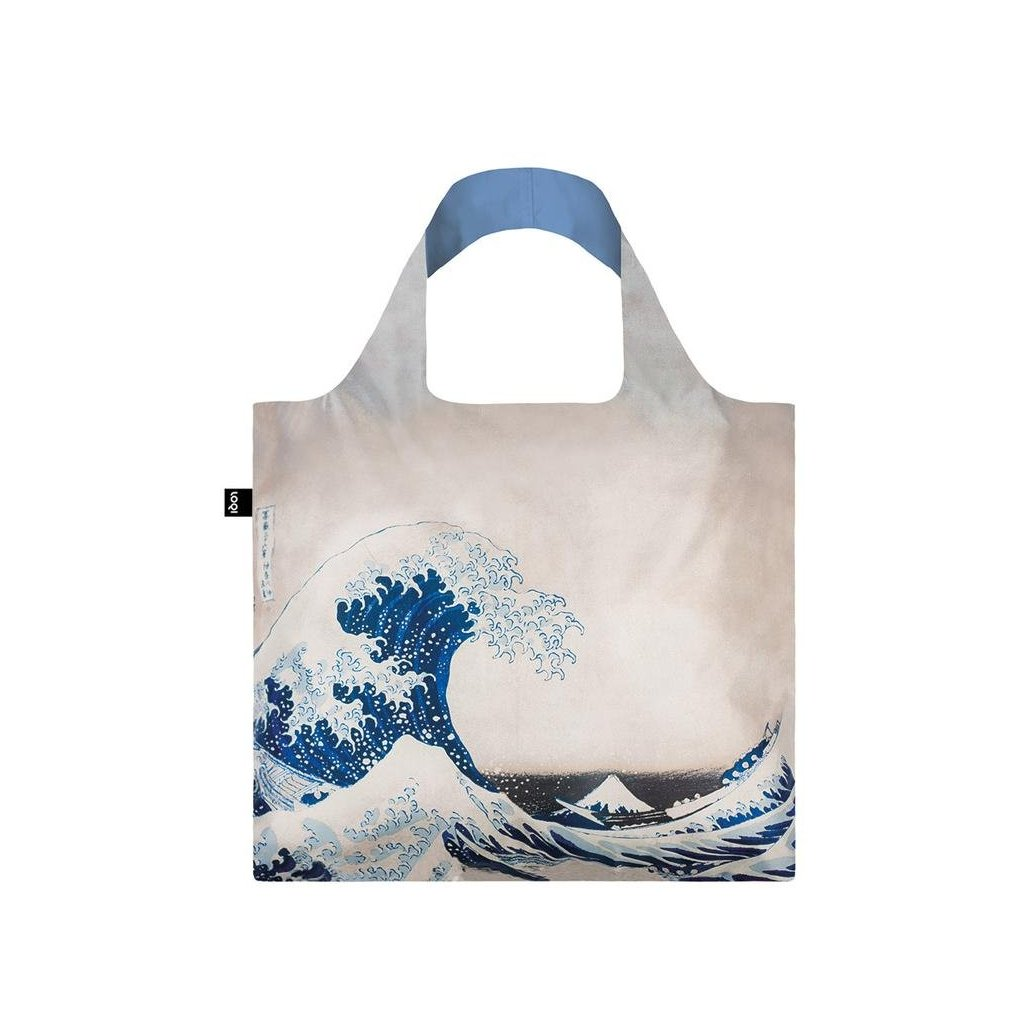 Loqi, Nákupná taška - Hokusai - The Great Wave