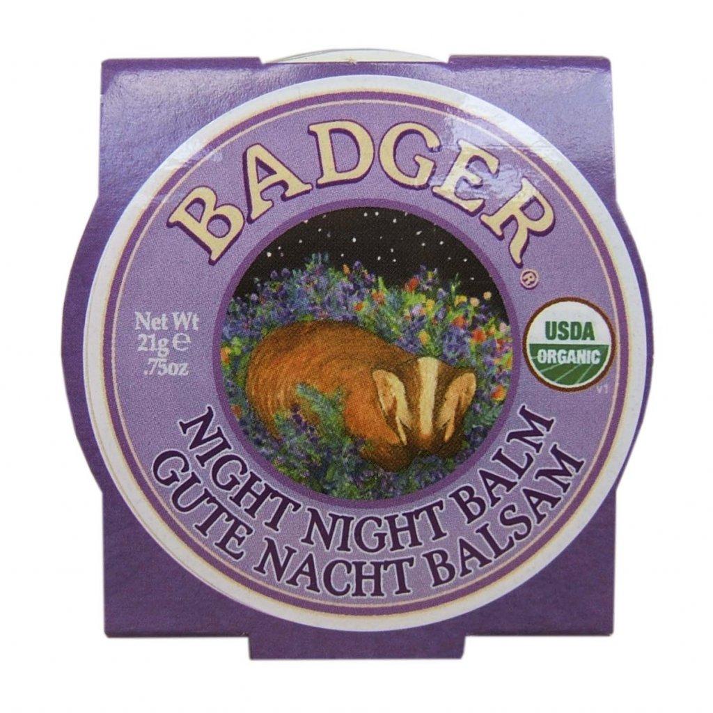 7203 11 Badger Night Night Balm small 634084162011