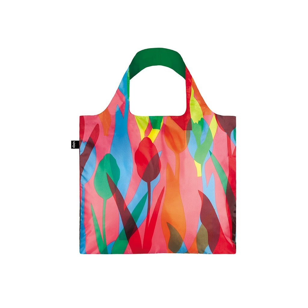LOQI travel tulips bag