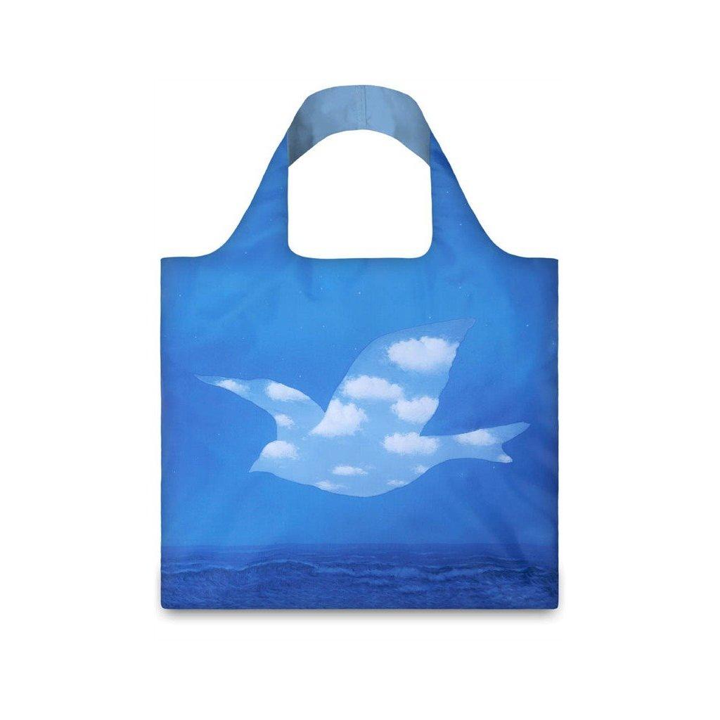 Loqi, Nákupná taška - Magritte - The Promise
