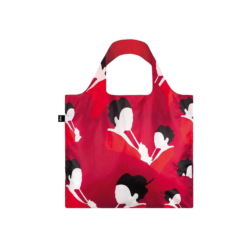 LOQI travel geisha bag