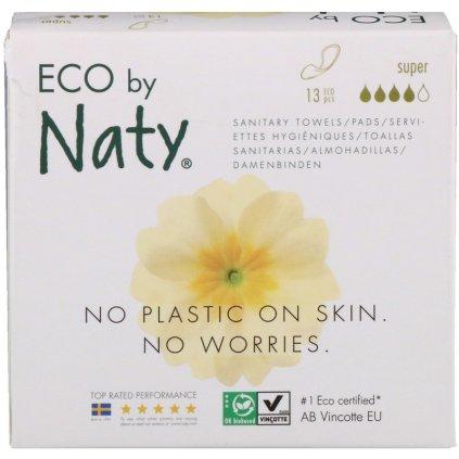 Eco by Naty vlozky super 13kusov
