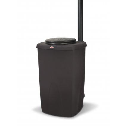 Kompostovacia toaleta Biolan Eco, tmavo hnedá