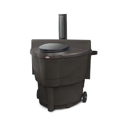 Biolan, Kompostovacia toaleta - Populett 200, hnedá