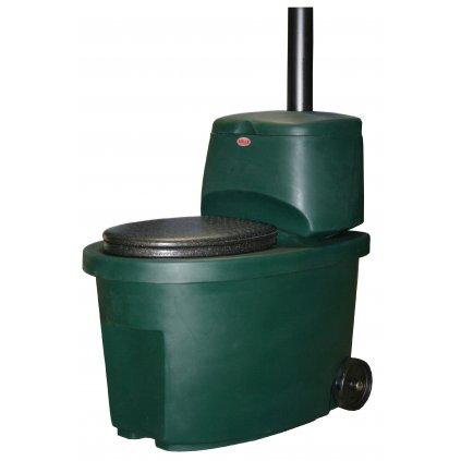Biolan, Suchá toaleta komplet
