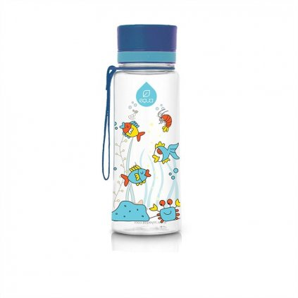 Equa, Fľaša - rôzny dizajn, 600 ml