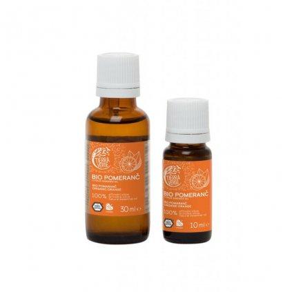 Tierra verde esencialny olej pomaranc