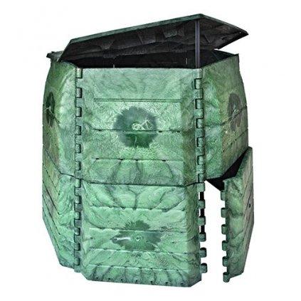 Kompostér JRK PREMIUM 1050  doprava + prekopávač + sprievodca kompostovaním zadarmo
