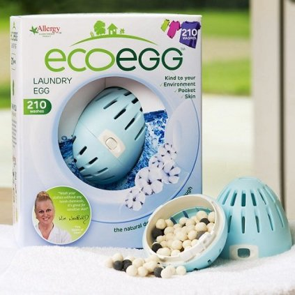 Ecoegg, Pracie vajce - svieža bavlna