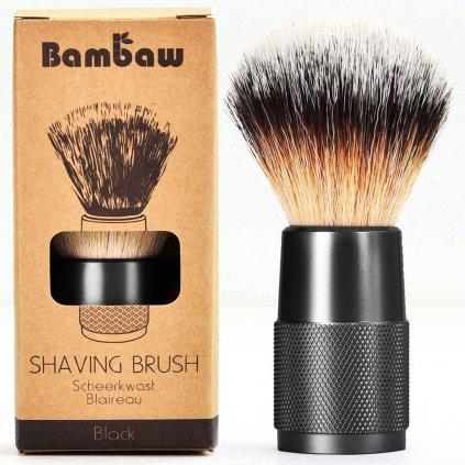 Bambaw shaving brush black