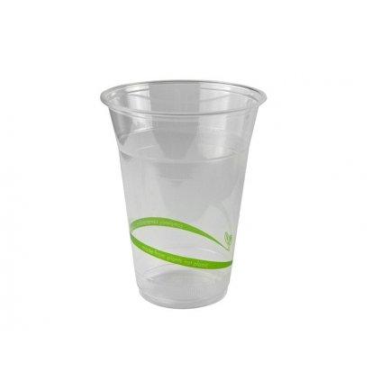 Kompostovateľný pohár 400 ml