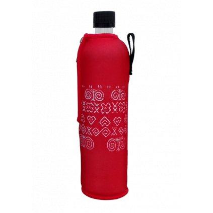 Sklenená fľaša v neopréne 500 ml