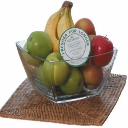 Ecoegg disky na uchovanie čerstvosti potravín set 4 kusy