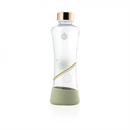 Equa, Fľaša 550 ml - METALLIC Gold