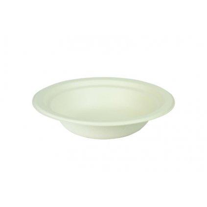 Vegware, Kompostovateľný tanier hlboký 350 ml